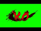 【MLG-RESOURCE】 STREET FIGHTER KO - GREENSCREEN