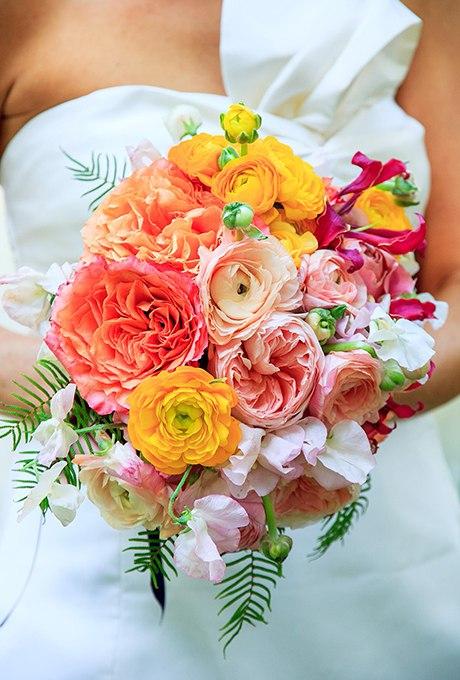 Fef0vq0csqY - 40 ярких и красивых свадебных букетов