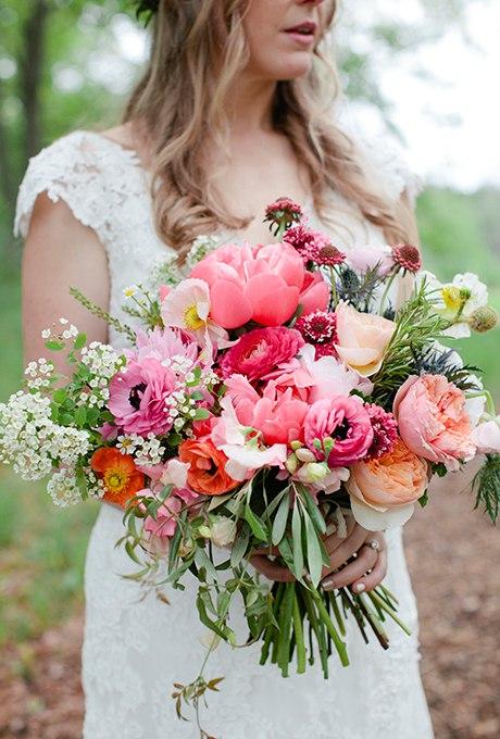 sZ59SlRGGOs - 40 ярких и красивых свадебных букетов