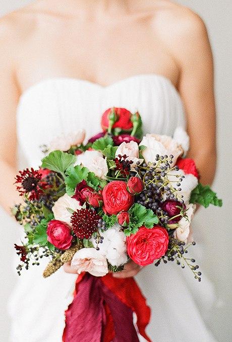 ja7k1FGgarY - 40 ярких и красивых свадебных букетов