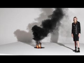rag bone FW15 Campaign feat. Gabriella Wilde