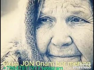 Oxun JON Suxandon sher Onambor mening
