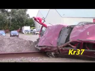 Вот почему автомобили Вольво называют танками (6 sec)
