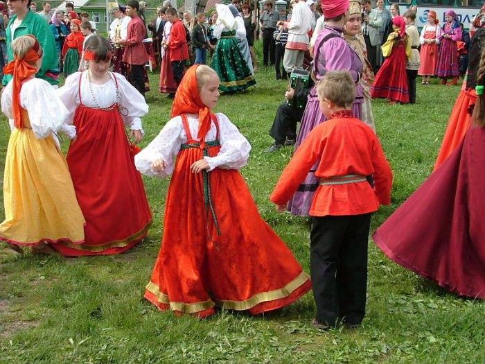 Набор детей в фольклорную студию стартовал в Северном Медведкове