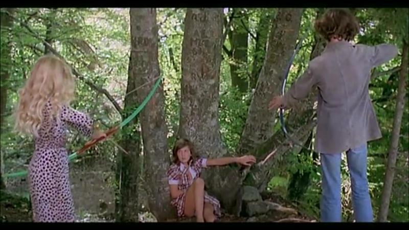 Распутное Детство  Грехи Юности  Spielen Wir Liebe  Maladolescenza  (1977)