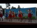 Русский народный танец в современной обработке. Вожатые. Гайдар. 2 смена. лето 2016