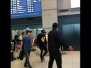 Airport_20150504_Прилёт в Корею из LA