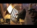 J.S.Bach - BWV 645 Wachet auf, ruft uns die Stimme- Holger Gehring playing the Hauptwerk organ of Joerg Glebe