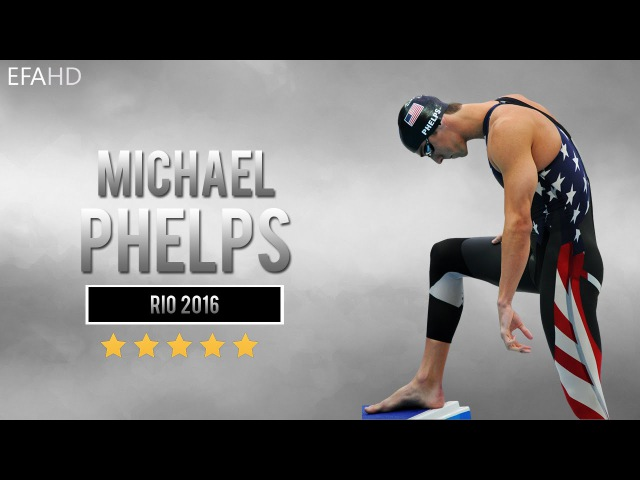Michael Phelps ● Rio 2016 Motivational Video Best Moments HD