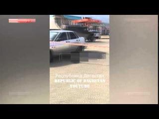 На окраине Махачкалы заблокирован дом с боевиками. 13.04.16
