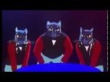Коты в баре Caravan Palace Lone Digger Clip officiel