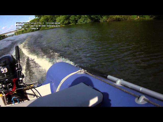 Winboat 375R и Hidea HD9.9FHS