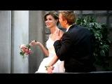 Свадебная съемка с Катей Баженовой и Максимом Лидовым видео