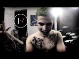 Heathens (Suicide Squad OST) - Twenty one Pilots - Drum Cover By THE JOKER (aka Adrien Drums)