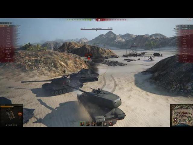 Не попал в ЛРН 58 [World of Tanks]