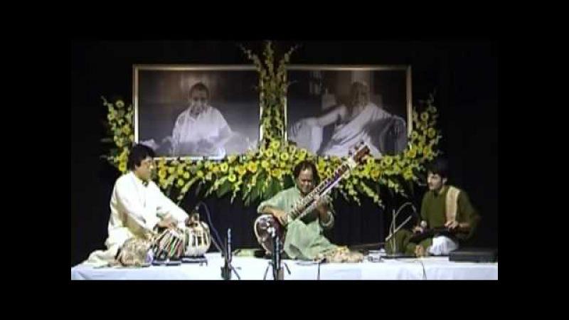 Krishna Bhatt Anindo Chatterjee, Rāg Charukeshi part 2