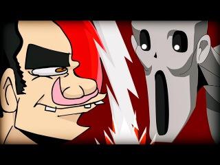 Маркиплаер Превращается в Демона (Анимация) | Markiplier Animated - Yandere Simulator (Rus Dub)