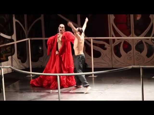 Служанки (Monsieur l'amour - Helwa ya baladi - Tico - Tico) [МТЮЗ, 24.07.2015]