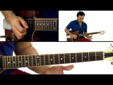 Dweezil Zappa Guitar Lesson - 5 Shapes of Freedom