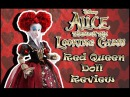 Alice Through The Looking Glass Red Queen Doll REVIEW Алиса в Зазеркалье, Красная Королева