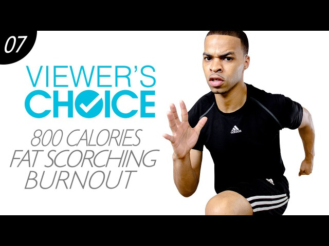 75 Min. 800 Calorie Fat Scorching BURNOUT | Viewer's Choice 07