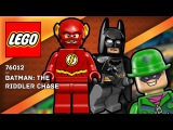 LEGO DC SUPER HEROES - THE RIDDLER CHASE (76012)