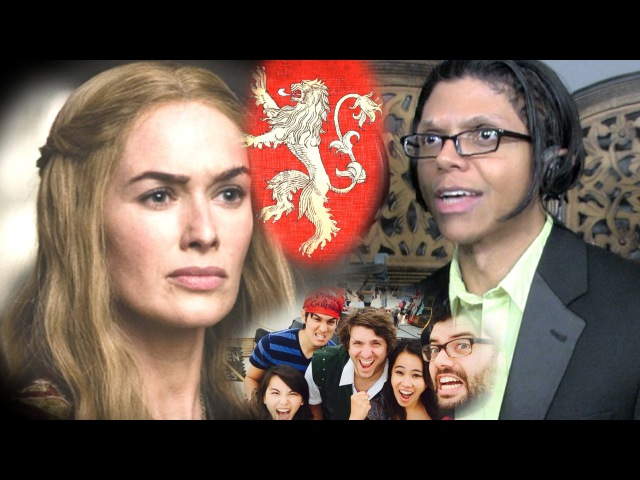 GAME OF THRONES - The Rains of Castamere - Tay Zonday Awesome City Limits