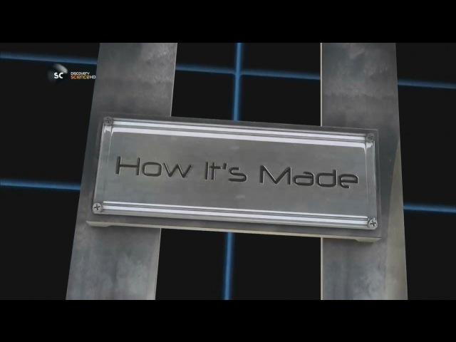 Как это сделано? (How it's made?) / Лёгкие самолеты