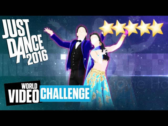 India Waale - Just Dance 2016 (Unlimited) - Gameplay 5 Stars Challenger