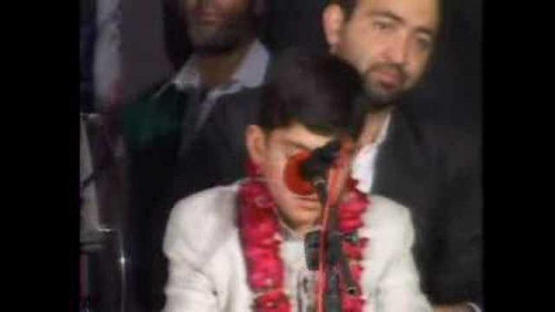 Young boy Umit Hussein Nejad reciting Quran like Qari Abdul Basit Mashallah