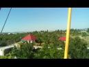 Вид с колеса обозрения на территорию парка львов Тайган Крым 26 июня 2016 г
