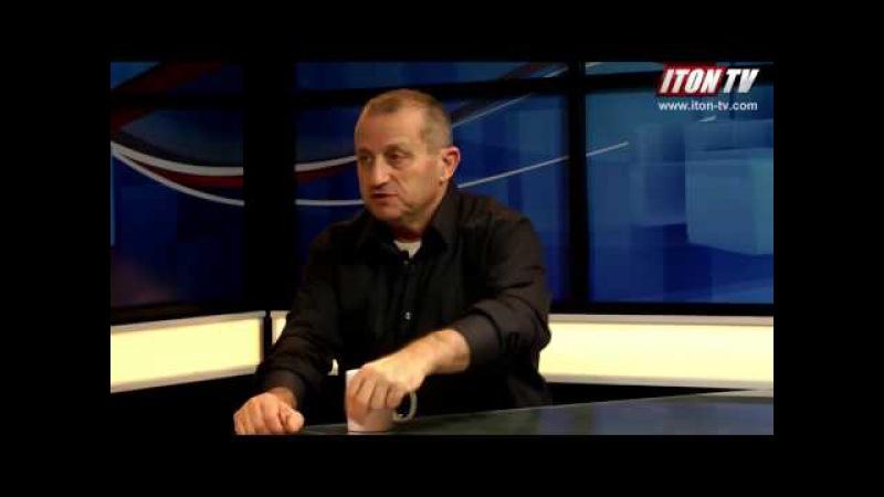 Яков Кедми 23 февраля 2014: израильский разведчик о расколе Украины и возможной войне