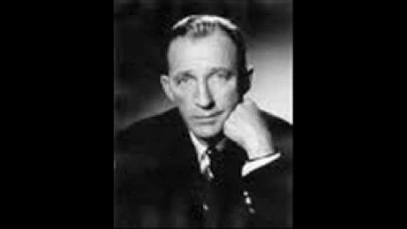 BING CROSBY-YESTERDAY WHEN I WAS YOUNG.wmv