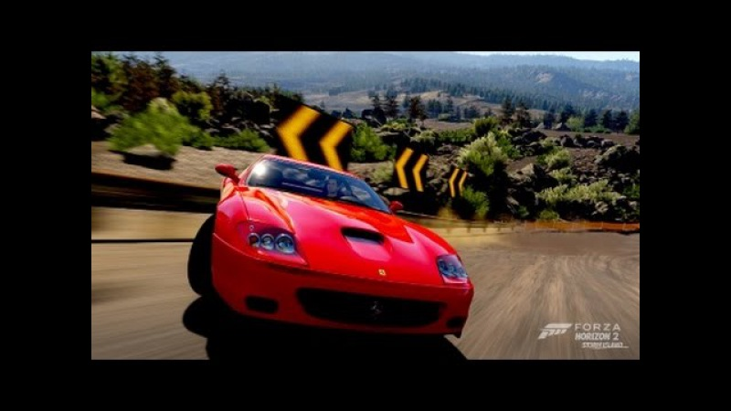 Extreme Offroad Silly Builds - 2002 Ferrari 575M Maranello (Forza Horizon 2)
