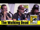 The Walking Dead Comic Con 2016 Full Panel Andrew Lincoln Norman Reedus Jeffrey Dean Morgan