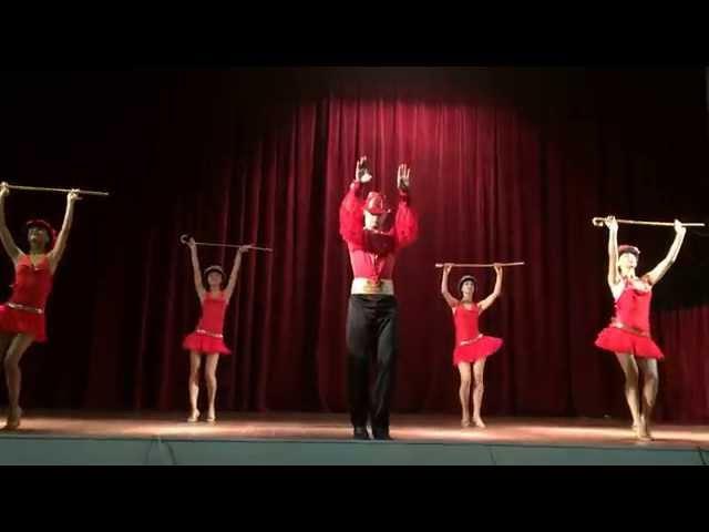 Шоу балет ЗВЁЗДЫ ТАВРИДЫ из Крыма танец ЧАРЛЬСТОН 2014 г смотреть онлайн без регистрации