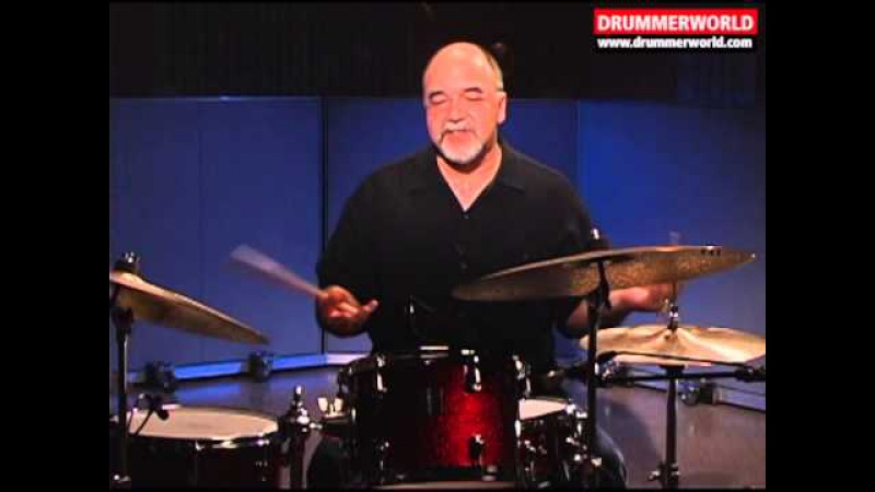 Peter Erskine Drum Clinic: Fast Tempos and Fills