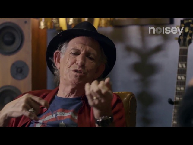 Guitar Moves with Keith Richards: There's Two Sides to Every Story (Русская Озвучка)
