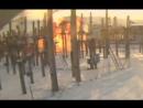 Взрыв трансформатора напряжения 110 кВ Explosion 110 kV transformer