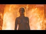 """Эмилия Кларк (Emilia Clarke) голая в сериале """"Игра престолов"""" (Game of Thrones, 2016) - Сезон 6  Серия 4 (s06e04) 1080p"""