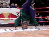 Crazy Grandma Break dancing