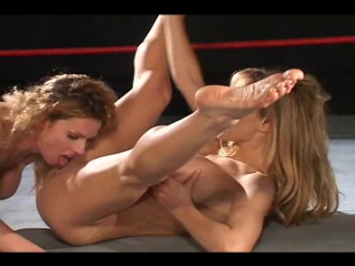 California Wildcats - Ring Ruler - Tanya Danielle vs Goldie