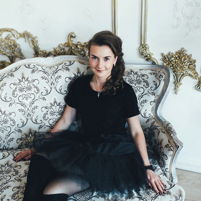 Мария Сербиненко