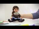 Английский для детей! Учим английский язык с Мэри! Развивающее видео - английские слова - кролик!