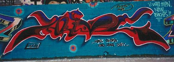bilbao graffiti