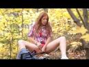 Chloe Morgane - Outdoor Masturbation with my Classy Glass Dildo