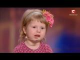 Судьи талант-шоу уже зевали на своих местах, как вдруг эта девочка выдала ТАКОЕ… Мне бы так!