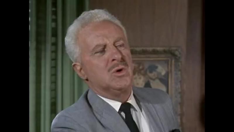 Моя жена меня приворожила(Bewitched;Околдованный)(США,1964-1972г.г.)Сезон 3,28-я серия(102-я серия).