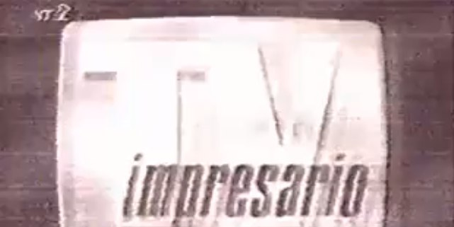 TV-Impresario. Событие (УТ-2, 1997). Концерт группы Скрябин