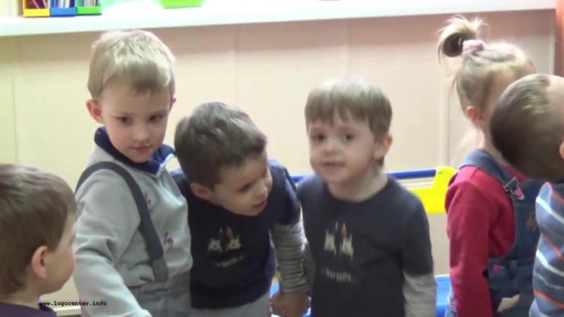 Www.logocenter.info Логопедическая ритмика для детей 4-5 лет. Логоцентр Улыбка, Р
